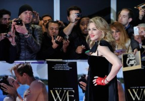 Madonna at the UK premiere of WE at the Odeon Kensington in London - 11 January 2012 - Update 2 (14)
