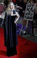 Madonna at the UK premiere of WE at the Odeon Kensington in London - 11 January 2012 - Update 2 (20)