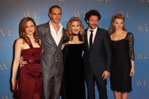 Madonna at the UK premiere of WE at the Odeon Kensington in London - 11 January 2012 - Update 2 (33)