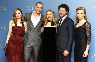 Madonna at the UK premiere of WE at the Odeon Kensington in London - 11 January 2012 - Update 2 (38)