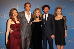 Madonna at the UK premiere of WE at the Odeon Kensington in London - 11 January 2012 - Update 2 (43)
