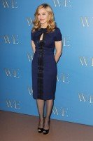Madonna attending the WE photocall at London Studios (6)