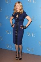 Madonna attending the WE photocall at London Studios (7)