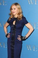 Madonna attending the WE photocall at London Studios (8)