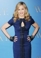 Madonna attending the WE photocall at London Studios (13)