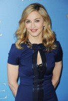 Madonna attending the WE photocall at London Studios (14)