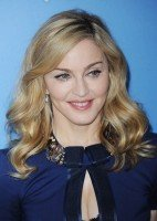 Madonna attending the WE photocall at London Studios (15)