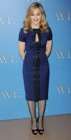 Madonna attending the WE photocall at London Studios (16)