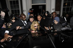 Madonna at the WE after party at the arts club in London - Update 1 (5)