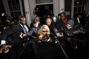 Madonna at the WE after party at the arts club in London - Update 1 (6)