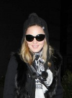 Madonna at LAX airport - January 12th 2012 - Update 02 (3)