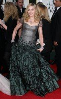 Madonna at the Golden Globes, Red Carpet - 15 January 2012 - Update 01 (7)