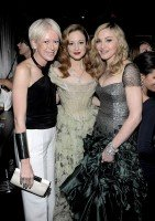 Madonna at the Golden Globes, Weinstein Company After Party, 15 January 2012  (2)