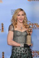 Madonna at the Golden Globes Press Room, 15 January 2012 - Update 01 (8)