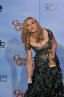 Madonna at the Golden Globes Press Room, 15 January 2012 - Update 01 (10)
