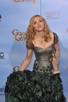Madonna at the Golden Globes Press Room, 15 January 2012 - Update 01 (11)