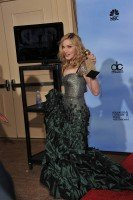 Madonna at the Golden Globes Press Room, 15 January 2012 - Update 01 (14)