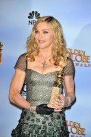 Madonna at the Golden Globes Press Room, 15 January 2012 - Update 01 (31)