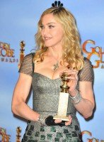 Madonna at the Golden Globes Press Room, 15 January 2012 - Update 01 (36)