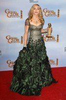 Madonna at the Golden Globes Press Room, 15 January 2012 - Update 01 (39)