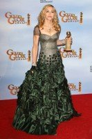 Madonna at the Golden Globes Press Room, 15 January 2012 - Update 01 (40)
