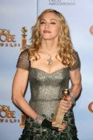 Madonna at the Golden Globes Press Room, 15 January 2012 - Update 01 (42)