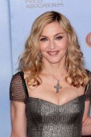 Madonna at the Golden Globes Press Room, 15 January 2012 - Update 01 (43)