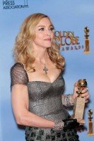 Madonna at the Golden Globes Press Room, 15 January 2012 - Update 01 (47)