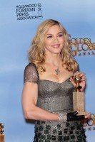 Madonna at the Golden Globes Press Room, 15 January 2012 - Update 01 (49)