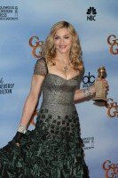 Madonna at the Golden Globes Press Room, 15 January 2012 - Update 01 (53)