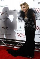 Madonna at the WE premiere at the Ziegfeld Theater, New York - 23 January 2012 - Update 1 (6)