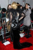 Madonna at the WE premiere at the Ziegfeld Theater, New York - 23 January 2012 - Update 1 (15)