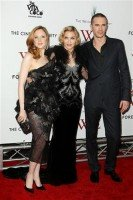 Madonna at the WE premiere at the Ziegfeld Theater, New York - 23 January 2012 - Update 1 (16)