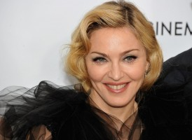 Madonna at the WE premiere at the Ziegfeld Theater, New York - 23 January 2012 - Update 2 (4)