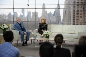 Madonna on Anderson Cooper - Promo pictures (2)
