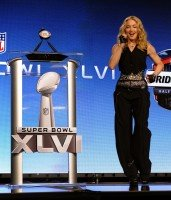 Madonna at the Super Bowl press conference - 2 February 2012 - Update 02 (1)