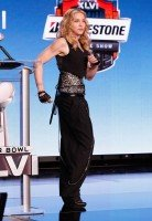 Madonna at the Super Bowl press conference - 2 February 2012 - Update 02 (4)