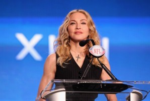 Madonna at the Super Bowl press conference - 2 February 2012 - Update 02 (9)