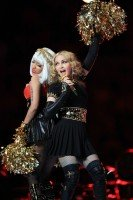 Madonna at the Super Bowl Halftime Show - 5 February 2012 - Update 3 (15)