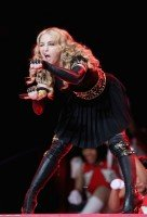 Madonna at the Super Bowl Halftime Show - 5 February 2012 - Update 3 (16)
