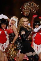 Madonna at the Super Bowl Halftime Show - 5 February 2012 - Update 3 (37)