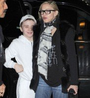 Madonna out and about in New York - 10 February 2012 (2)
