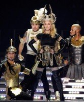 Madonna Official Super Bowl and Give me all your luvin pictures (7)
