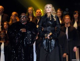 Madonna Official Super Bowl and Give me all your luvin pictures (10)