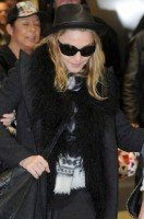 Madonna and Lourdes at JFK airport - 21 February 2012 UPDATE 2 (1)