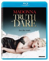 Madonna Truth or Dare Blu Ray