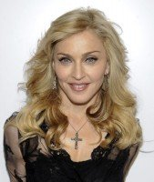 Madonna at the Truth or Dare fragrance launch - Macy's, NYC - HQ (1)