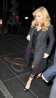 Madonna at the Truth or Dare fragrance launch - Macy's, NYC - HQ (10)