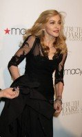 Madonna at the Truth or Dare fragrance launch - Macy's, NYC - HQ (16)