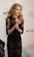 Madonna at the Truth or Dare fragrance launch - Macy's, NYC - HQ (17)